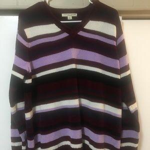 Carolyn Taylor Sweater 1X